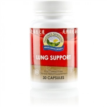 Lung Support TCM Concentrate (30 caps)