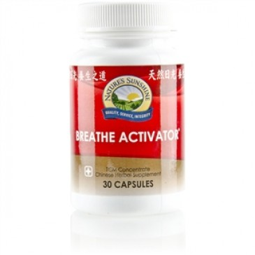 Breathe Activator TCM Concentrate (30 caps)