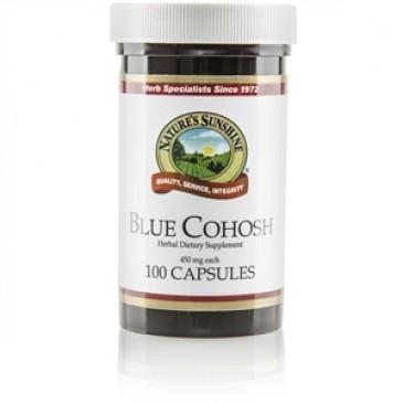 Blue Cohosh (100 caps)
