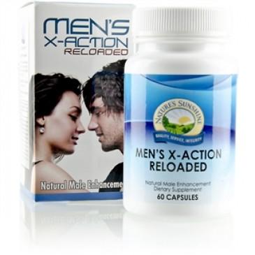 X-Action Reloaded (Men's) (60 Caps)