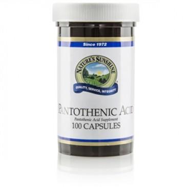 Pantothenic Acid (100 caps)