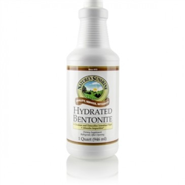 Bentonite, Hydrated (32 fl. oz.)