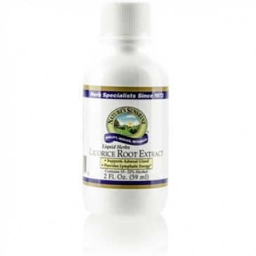 Licorice Root Extract (2 fl. oz.)