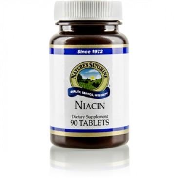 Niacin (90 tabs)