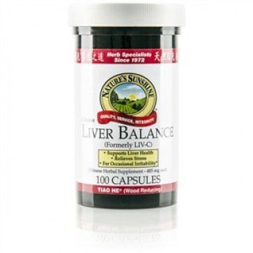 Liver Balance Chinese (100 caps)