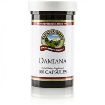 Damiana (100 caps)