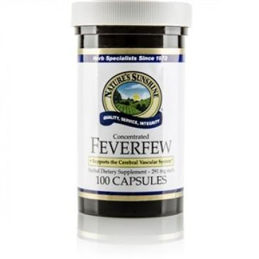 Feverfew Conc. (100 caps)