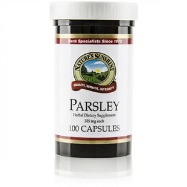 Parsley (100 caps)
