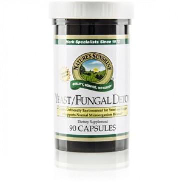 Yeast/Fungal Detox (90 caps)