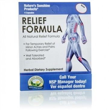 Relief Formula Trial Pack (20)