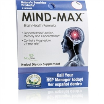 Mind-Max Trial Pack (20)