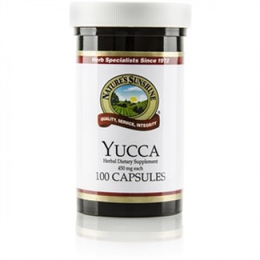 Yucca (100 caps)