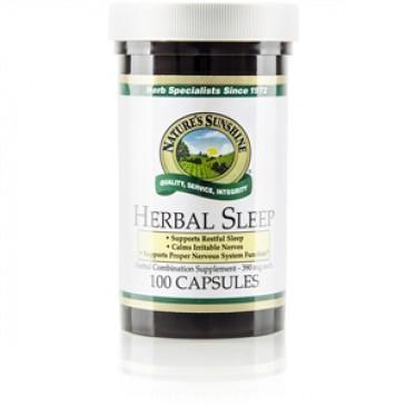 Herbal Sleep (100 caps)