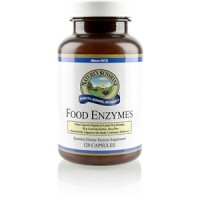 Food Enzymes (120 Caps) $2 Off. Apr 1 - 30