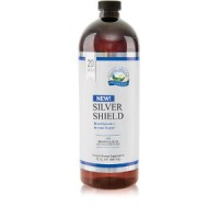 Silver Shield w/Aqua Sol (20 ppm) 32 oz.  Buy 9 get 2 free.
