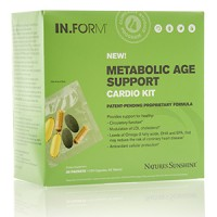 IN.FORM Metabolic Age Support System – Pea, Chocolate, Buy 9 Get 2 Free. June 18-25