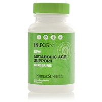 IN.FORM Metabolic Age Support Berberine (90 capsules)