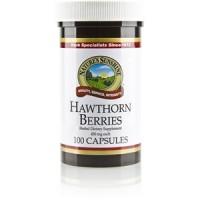 Hawthorn Berries (100 caps)