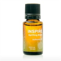 INSPIRE Uplifting Essential Oil Blend (15 ml)