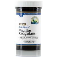 NutriBiome Bacillus Coagulans Probiotics (90 caps)