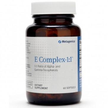 E Complex-1:1 60 softgels