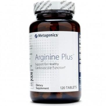 Arginine Plus + Actifolate 120 tabs