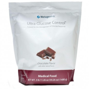 Ultra Glucose Control Chocolate 3.11 lb