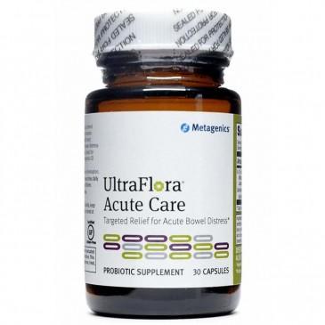 UltraFlora Acute Care 30 caps Metagenics (F)