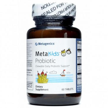 MetaKids™ Probiotic 60 Chew Tablets (F)