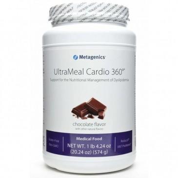 Ultrameal Cardio 360 Pea/Rice Chocolate