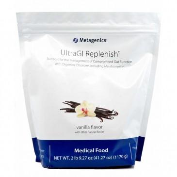 UltraGI Replenish Vanilla 30 Serving Pouch