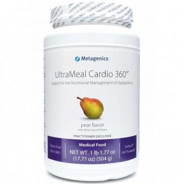 Ultrameal Cardio 360 Pea/Rice Pear