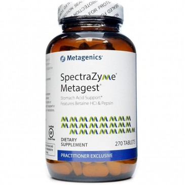 SpectraZyme Metagest 270 tabs