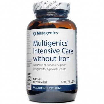 Multigenics Intensive Care without Iron 180 tabs
