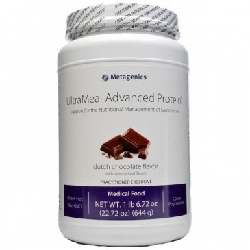 UltraMeal® Advanced Protein Dutch Chocolate 644 g
