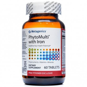PhytoMulti w/Iron 60 Tablets