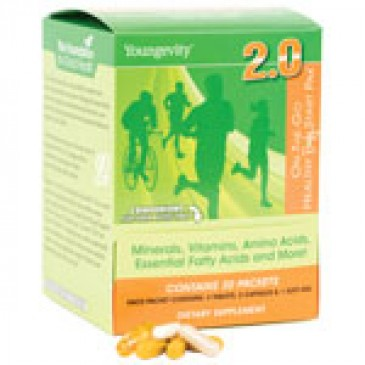On-The-Go Healthy Body Start Pak 2.0 - 30 packets