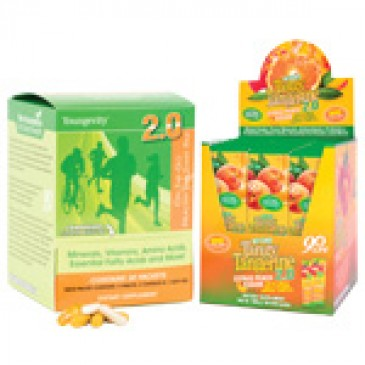 OTG Healthy Body Start Pak 2.0 (30ct) w/BTT 2.0