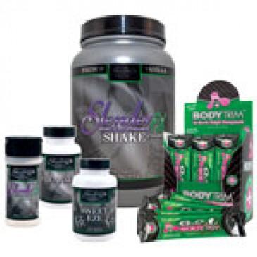 Healthy Body Transformation Kit - French Vanilla