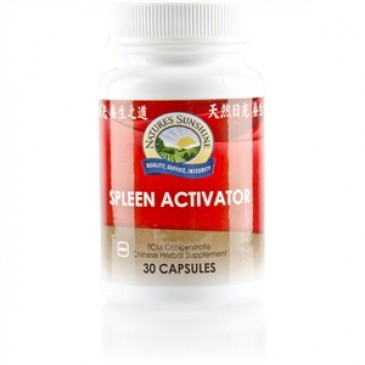 Spleen Activator TCM Concentrate (30 caps)