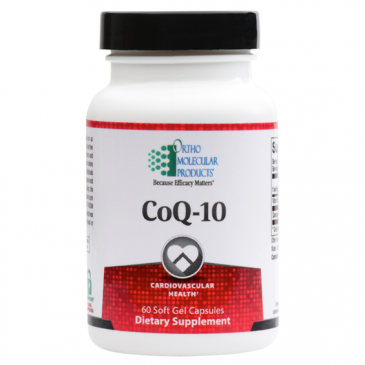 CoQ-10 - 60 Count