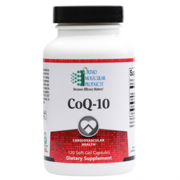 CoQ-10 - 120 Count