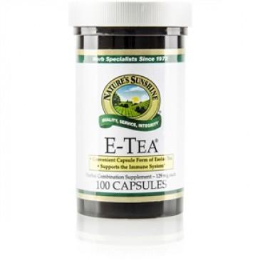 E-Tea (100 caps)