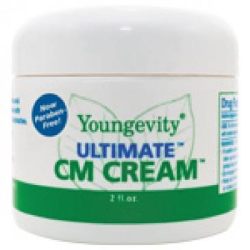 Ultimate CM Cream (Paraben-Free) - 2 oz