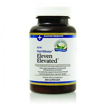 NutriBiome Eleven Elevated (60 capsules)