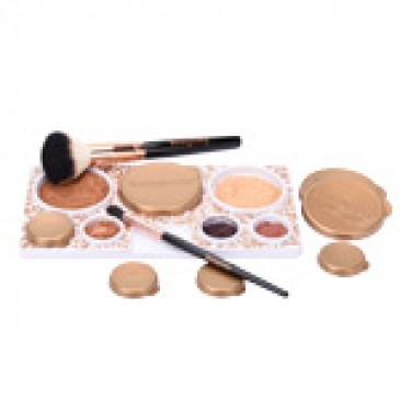 Mineral Makeup Application Mixing Tray