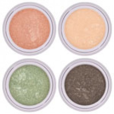 Summer Glow in Hawaii Eye Shadow Collection