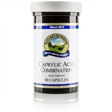Caprylic Acid Combination (90 caps)