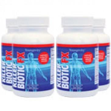 Killer Biotic Fx - 60 capsules (4 Pack)
