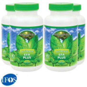 Ultimate EFA Plus - 90 soft gels (4 Pack)